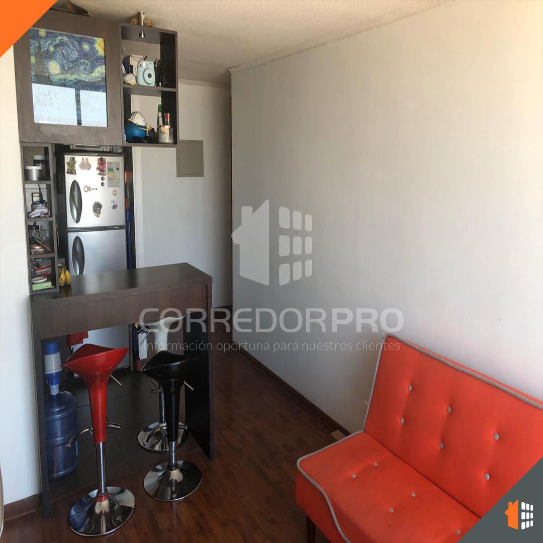 Santiago, Región Metropolitana, 1 Dormitorio Habitaciones, ,1 BañoBathrooms,Departamento,En Venta,1167