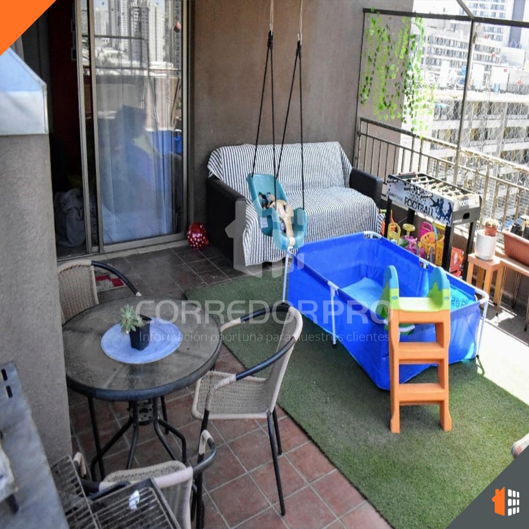 Santiago, Región Metropolitana, 3 Habitaciones Habitaciones, ,2 BathroomsBathrooms,Departamento,Vendida,1170