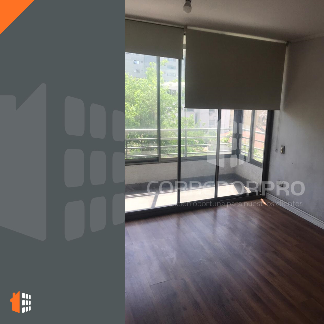 Providencia, Región Metropolitana, 2 Habitaciones Habitaciones, ,2 BathroomsBathrooms,Departamento,En Arriendo,1304