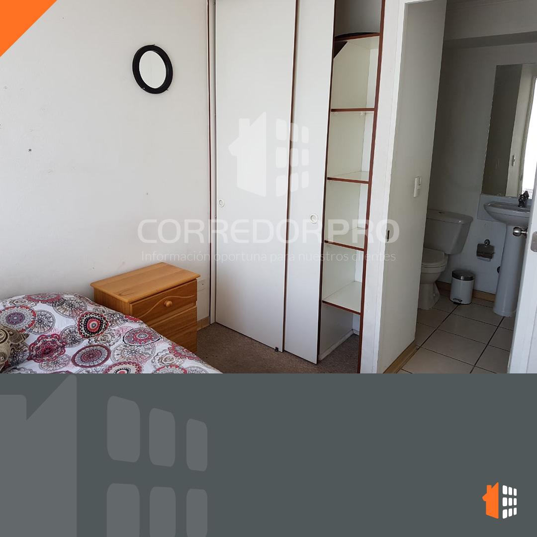 Santiago, Región Metropolitana, 1 Dormitorio Habitaciones, ,1 BañoBathrooms,Departamento,En Venta,1407