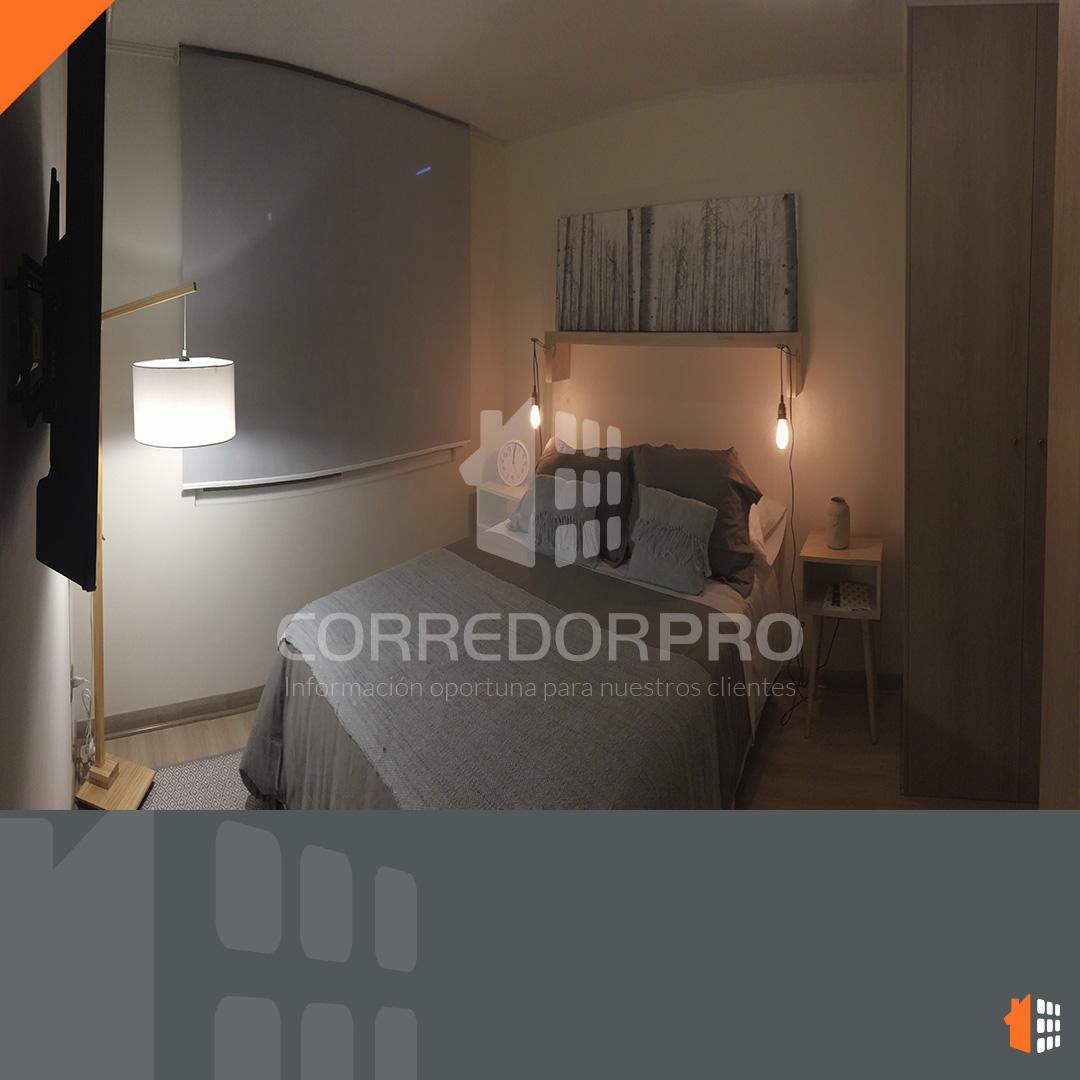 Santiago, Región Metropolitana, 1 Dormitorio Habitaciones, ,1 BañoBathrooms,Departamento,Vendida,1512