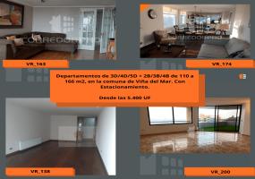 Viña del mar, Región de Valparaíso, 3 Habitaciones Habitaciones, ,2 BathroomsBathrooms,Departamento,En Venta,1564