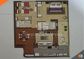 Santiago, Región Metropolitana, 2 Habitaciones Habitaciones, ,2 BathroomsBathrooms,Departamento,En Venta,1580